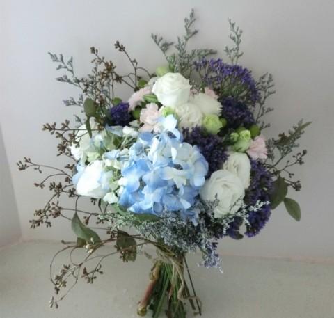 花藝師分享如何分辦花球好與差