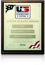 第三十四屆美國國際電影及錄像節銀獎